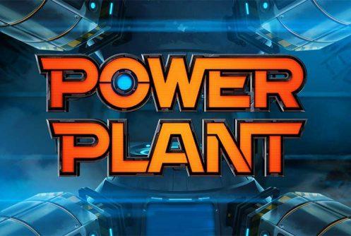 Power Plant spilleautomat