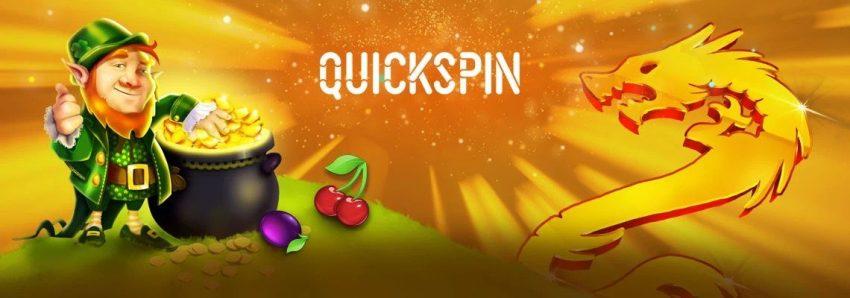Quickspin Banner