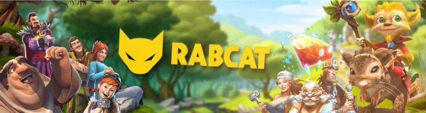 Rabcat Gambling Banner