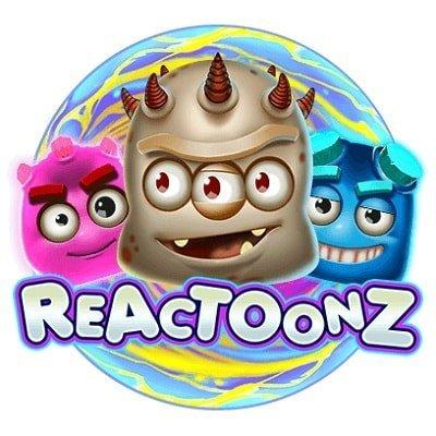 Reactoonz spilleautomat