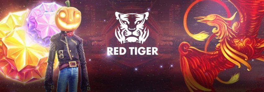 Red Tiger Gaming Banner