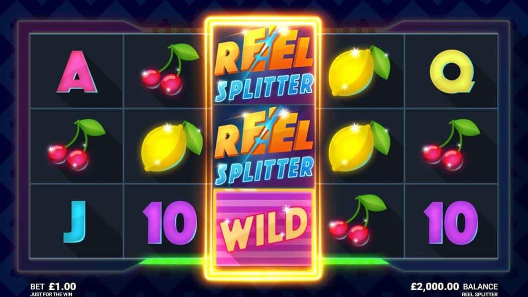 Reel Splitter wild