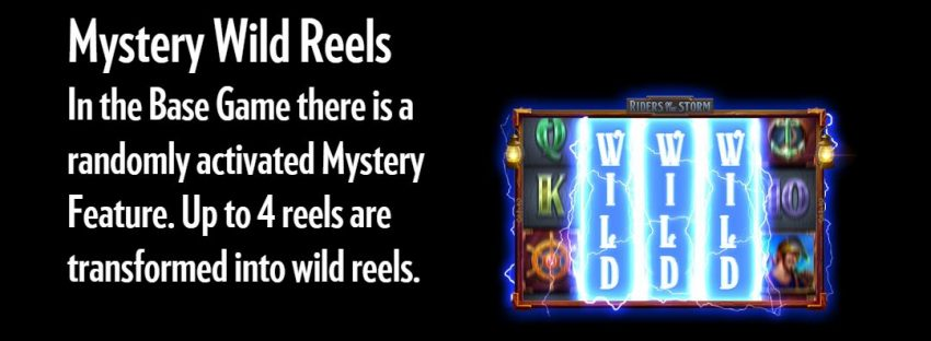 Riders of the Storm Wild Reels