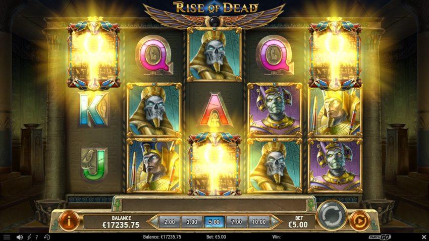 Rise of Dead Bonus