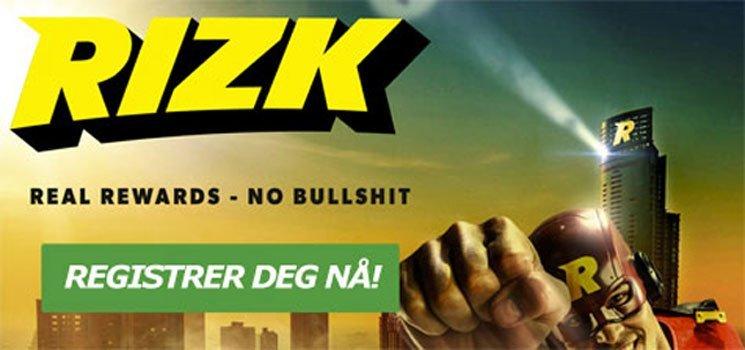 Rizk-registrer