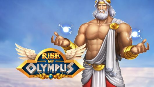 rise of olympus spilleautomat