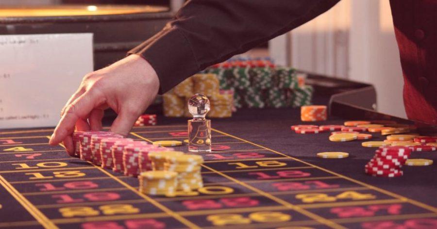 Roulette Bord Casino