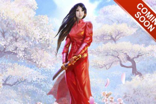Sakura Fortune promo