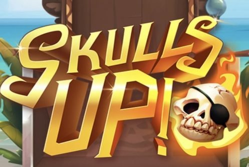 Skulls Up Logo Quickspin