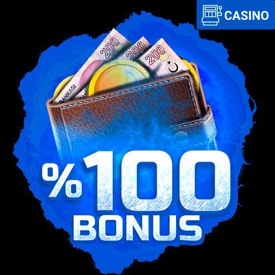 slottica 100% bonus