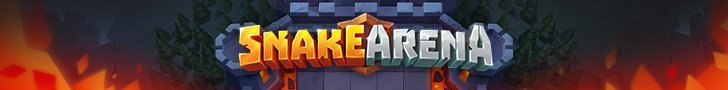 Snake Arena Banner