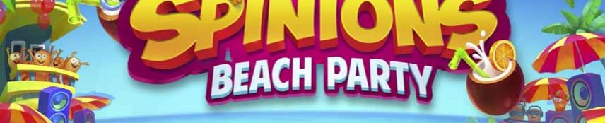 spinions slot logo