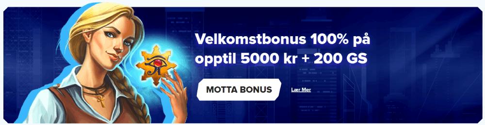 Sportaza Casino Norge bonus