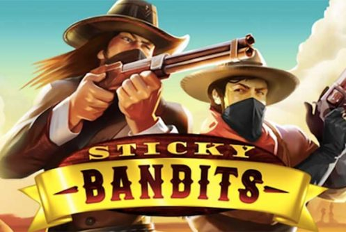 Sticky Bandits Spilleautomat - Quickspin - Rizk Online Casino
