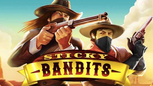 Sticky Bandit spilleautomat