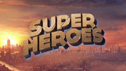 Super Heroes online spilleautomat