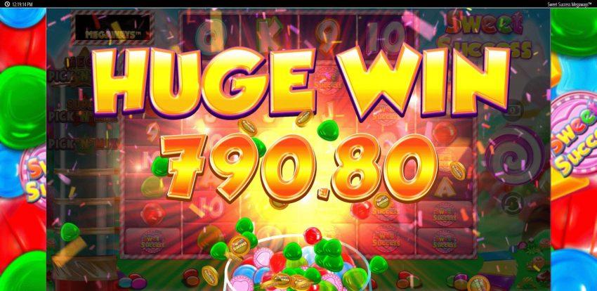 Sweet Success Mega Win