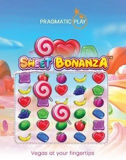 sweet bonanza poster