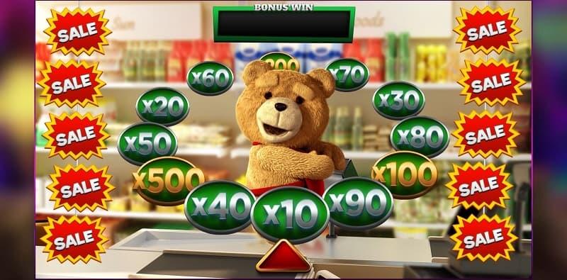 Ted big money bonus