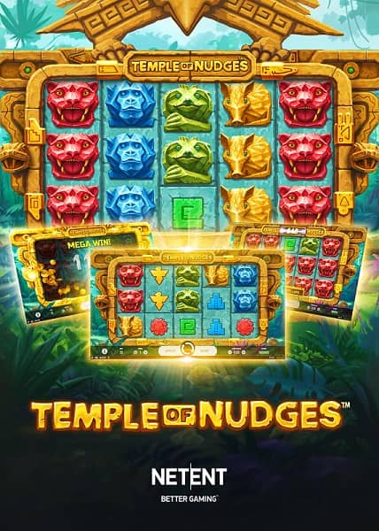 Temple of Nudges poster
