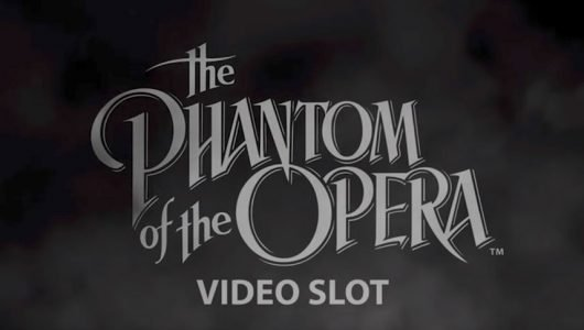 he Phantom of the Opera spilleautomat