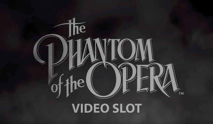 he Phantom of the Opera spilleautomat