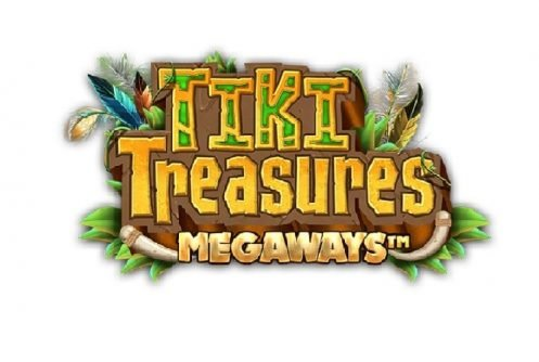 Tiki Treasures Megaways logo