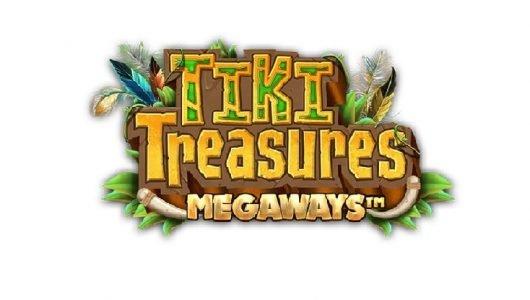 Tiki Treasures Megaways logo