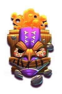 Tiki Treasures Megaways symbol
