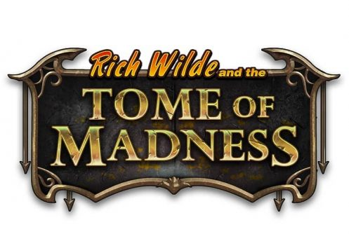 tome of madness logo