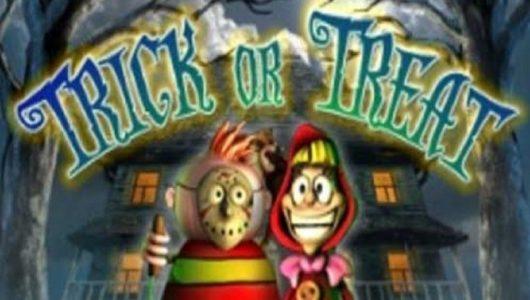 trick or treat logo