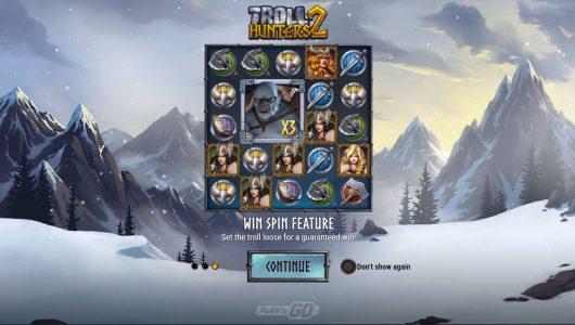 Troll Hunters 2 Play N Go