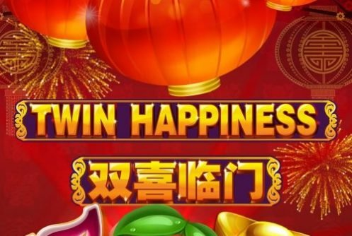 Twin Happiness Logo NetEnt