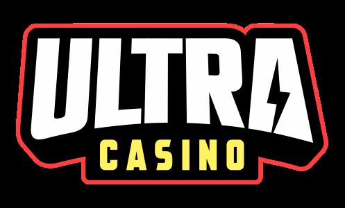 Ultra casino stor logo