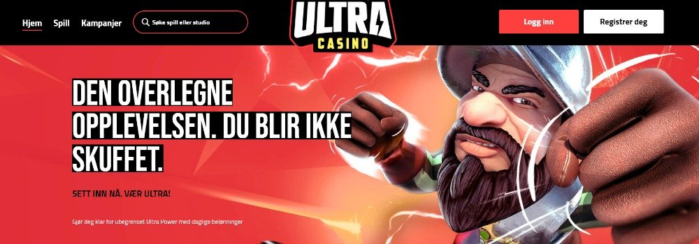 Ultra casino velkomstbonus (2)
