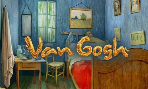 Van Gogh spilleautomat