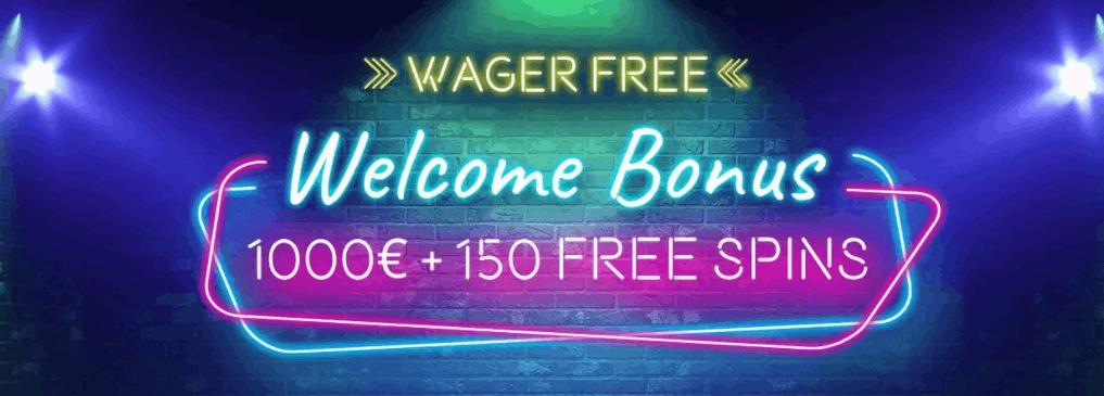 Vegaz casino bonus