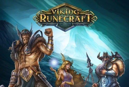 Viking Runecraft spilleautomat