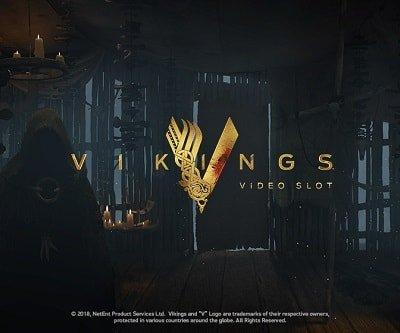 Vikings Spilleautomat Logo
