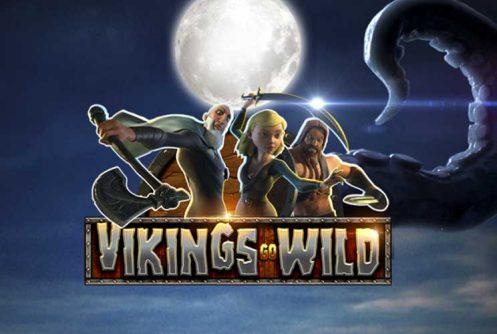 Vikings Go Wild spilleautomat