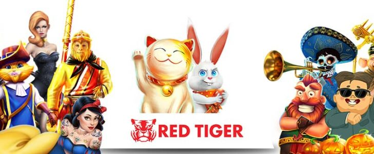 Banner for Red Tiger Gaming