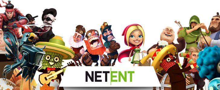 NetEnt tidligere kjent som Net Entertainment