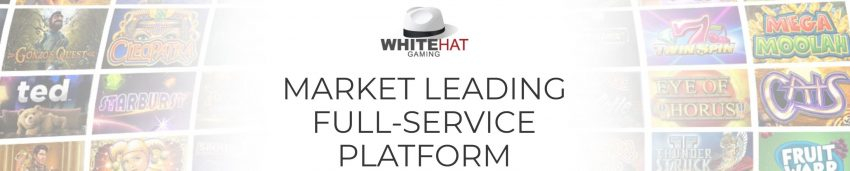 White Hat Gaming Banner
