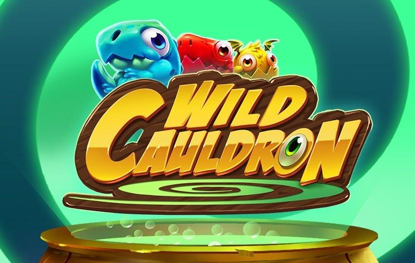 Wild Cauldron Quickspin Banner