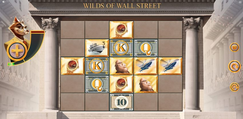 Wilds of Wall Street GiG Games