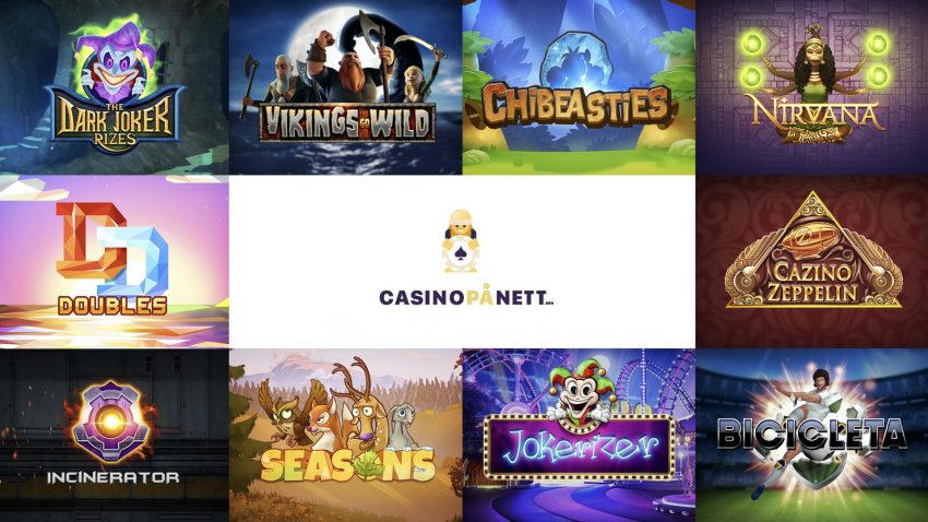 Yggdrasil Gaming Collage Casino På Nett