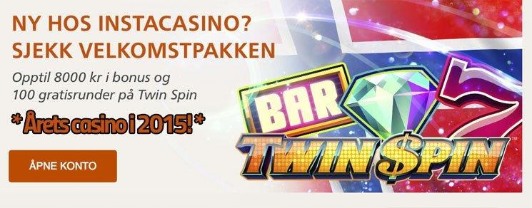 Årets casino 2015