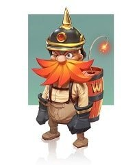 Dwarfs Gone Wild spilleautomat