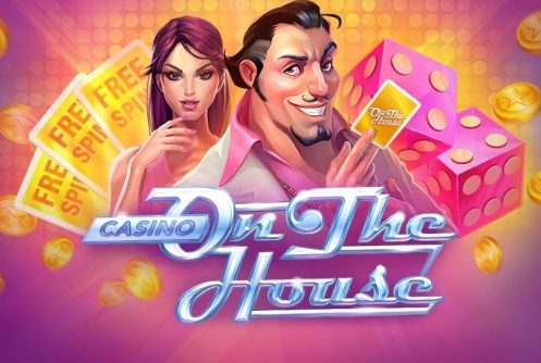 casino on the house logo