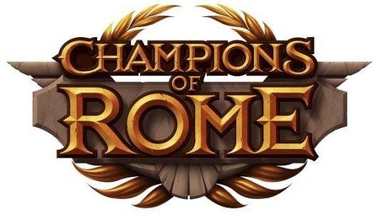 Champions of Rome logo